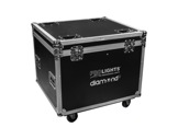PROLIGHTS • Flight case pour 4 DIAMOND19