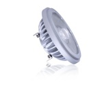 Lampe LED AR111 Vivid 12,5W 12V G53 4000K 8° 645lm IRC95 • SORAA-lampes-led