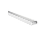 ESL • Profil alu blanc Micro pour Led 3.00m + diffuseur transparent-profiles-et-diffuseurs-led-strip