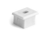 ESL • Embout passage de câble blanc pour profilé gamme PDS4-accessoires-de-profiles-led-strip