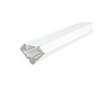 ESL • Profil alu blanc 45 ALU pour Led 2.00m + diffuseur opaline-eclairage-archi--museo-