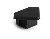 ESL • Embout plein noir pour profilé gamme 45 ALU-accessoires-de-profiles-led-strip