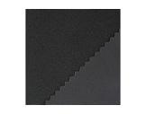 TOILE ACOUSTIQUE ENDUITE • Noir/Noir - 300 cm 216 g/m2 PES/PUR M1-tissus-acoustiques