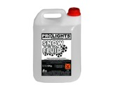 PROLIGHTS TRIBE • Liquide Snow Fluid pour machines à neige bidon 5L-liquides