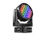 Lyre Wash LED asservie DIAMOND37 PROLIGHTS Full RGBW 37 x 15 W zoom 6-66°-eclairage-spectacle