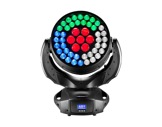 DTS • Lyre asservie wash WONDER.D 49 LEDs Full RGBW FPR, double zoom-eclairage-spectacle