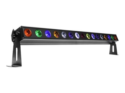 PROLIGHTS • Barre LED LUMIPIX16H 16 x 12 W Full RGBWAUV 22°