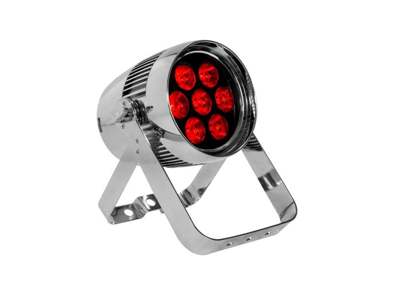 projecteur par led sur batterie full rgbw ip65 prolights. Black Bedroom Furniture Sets. Home Design Ideas