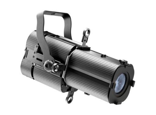 Découpe PROFILO LED 80 DTS 5000 K 80 W zoom 20° / 36°