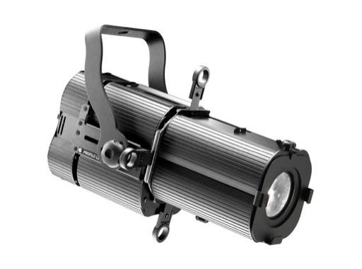DTS • Découpe PROFILO LED 80 4000 K 80 W zoom 20° / 36°