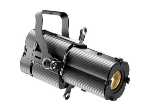 DTS • Découpe PROFILO LED 80 3000 K 80 W zoom 20° / 36°