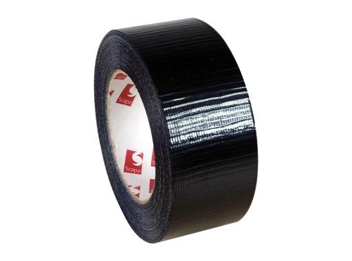 Gaffer noir éco 50mm x 50m • SCAPA