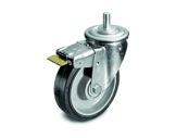 MANFROTTO • Jeu de trois roulettes ø 160mm + freins-accessoires