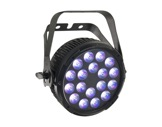 PROLIGHTS • Projecteur à leds LUMIPAR18QPRO 18 x 8 W Full RGBW 45°-eclairage-spectacle