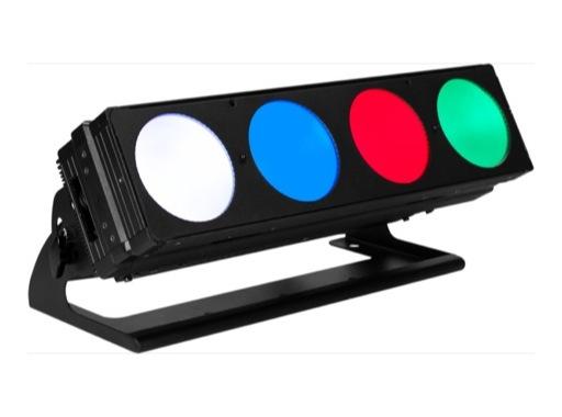 PROLIGHTS • Barre LED PIXBAR4 4x30 W COB Full RGB
