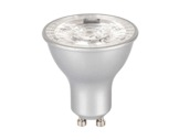 Lampe LED GU10 6W 230V 3000K 25° 420lm 50000H gradable • GE-lampes-led
