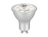 Lampe LED GU10 6W 230V 3000K 35° 420lm 50000H gradable • GE-lampes-led