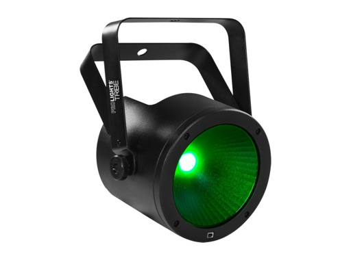 PROLIGHTS • Projecteur LED FLATCOB80 Full RGB 60°