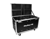 PROLIGHTS • Flight case pour 4 PIXPAN16