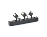 INNLED • tecnoPAK aimanté 3 x 3 W 3200 K 25° sur batterie-eclairage-spectacle
