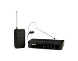 SHURE • Système HF complet, micro tour d'oreille omni MX153, série BLX-micros-hf