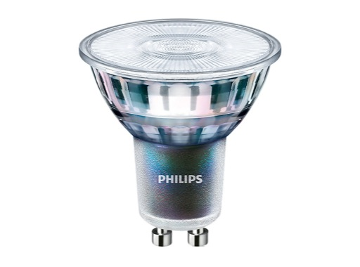 PHILIPS • LED GU10 5,4W 230V 2700K 36° 345lm 40000H gradable IRC97