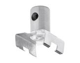 ESL • Clip sur douille inox-accessoires-de-profiles-led-strip