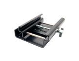 Griffe noire pour Chapiteau Charge 250kg, de 50 à 150mm, M10, M12, M14-structure-machinerie