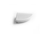 ESL • Embout plein pour profilé gamme double 45 rond-accessoires-de-profiles-led-strip