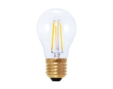 SEGULA • LED Vintage standard claire 3,5W 230V E27 2200K 200lm IRC=90 gradable-lampes