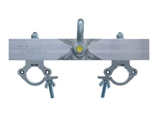 QUICKTRUSS • Adaptateur structure séries M290-M390-M400 Trio/Quatro CMU 500 kg