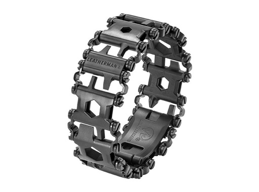 LEATHERMAN • Bracelet TREAD Noir