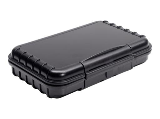 OC • Valise étanche pour portable 135 x 75 x 20 mm int avec mousse