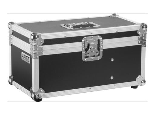 Flight case • Malette 24 micros 540 x 320 x 330mm