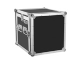 "Flight case • Tradition 19""- 10U, profondeur 520mm + régie 10U max.-flight-cases"