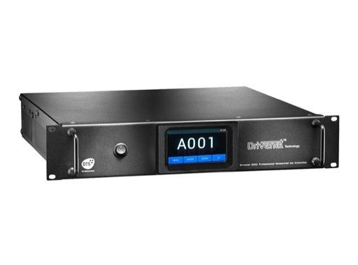 DTS • Alimentation DRIVENET 832 8 sorties sur bornier, 32 circuits pour projecte
