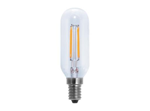 LED Vintage tube claire 4W 230V E14 2600K 320lm IRC=90 gradable ø 32mm