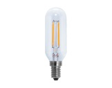 LED Vintage tube claire 4W 230V E14 2600K 320lm IRC=90 gradable ø 32mm-lampes