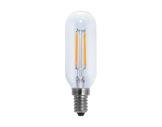 SEGULA • LED Vintage tube claire 4W 230V E14 2600K 320lm IRC=90 gradable ø 32mm-lampes