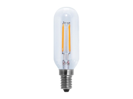 SEGULA • LED Vintage tube claire 2,7W 230V E14 2200K 200lm IRC=90 gradable
