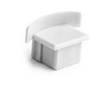 ESL • Embout plein pour profilé gamme POR-accessoires-de-profiles-led-strip