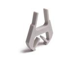 ESL • Clip insert de fixation pour profilé gamme POR-accessoires-de-profiles-led-strip