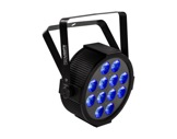 Projecteur à LEDs LUMIPAR12UQ 12 x 8W Full RGBW • PROLIGHTS TRIBE-pars
