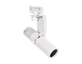 PROLIGHTS • Corps de découpe blanc MINIECLIPSE 28W 6000K rail 3 all (opt option)-eclairage-archi--museo-