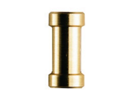 """MANFROTTO • Spigot court 16 mm avec double filet femelle de 1/4'' et 3/8"""""""