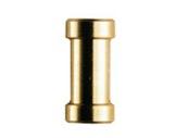 """MANFROTTO • Spigot court 16 mm avec double filet femelle de 1/4'' et 3/8""""-accessoires"""