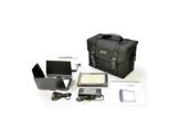 CINE • Panneau LED 2700K / 6500K + volets, set de diffuseur, alimentation, sac-eclairage-spectacle