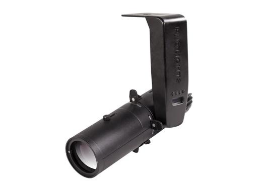 PROLIGHTS • Corps de découpe noir MINIECLIPSE DMX HF 28W 3100K (opt en option)