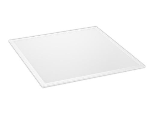 LIGHT PANEL • Dalle Leds blanc chaud 600 x 600mm 3000K 3600lm + Driver