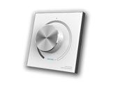 ESL • Controleur mural potentiomètre rotatif - 12-24V 1x6A PWM/0-10V Monochrome-eclairage-archi--museo-